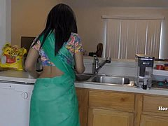 Step-mom entreats for son's cum in everything her holes english subtitles maturepornvideos xxx