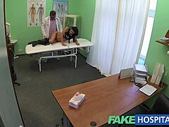 Fakehospital jazzy aged delicious MILF has a sexual intercourse confession to make maturepornvideos